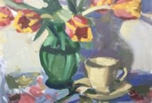 Tulips and Tea